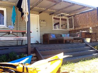 Rainbow's End, classic bach Taupo NZ - Taupo vacation rentals