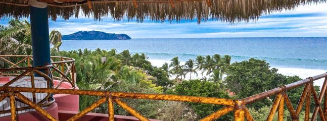 View from the Top Terrace - Casa Litibu Beach Front Home ~ Watch the Whales... - Sayulita - rentals