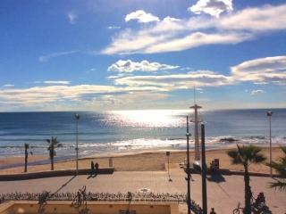 Front Line Apartment With Spectacular Sea Views - Calpe vacation rentals