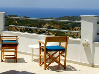 Loft apartment - Views overlooking the Ionian Sea - Kakovatos vacation rentals