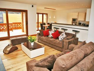 Sunny 2 bedroom Apartment in Champéry - Champéry vacation rentals