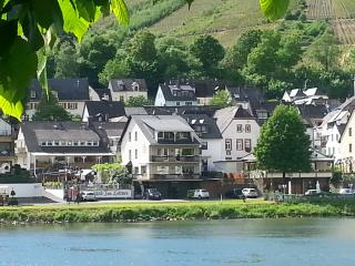 """Moselle-holiday-appartment, 2.Floor """"Müller-Thurg"""" - Zell (Mosel) vacation rentals"""