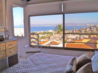 Centric Stylish penthouse with ocean View - Puerto Vallarta vacation rentals