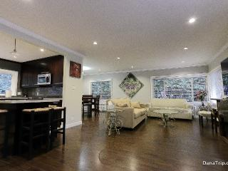 Cul-de-sac Estate w/ Private Backyard & Creek - West Vancouver vacation rentals