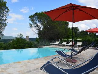 Wonderful private villa 12 people, swimming pool - San Terenziano vacation rentals