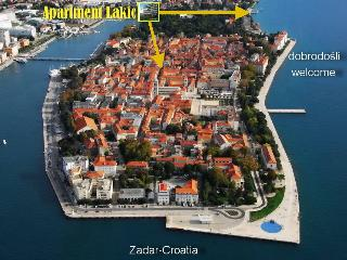 Apartment Lakic - Zadar vacation rentals