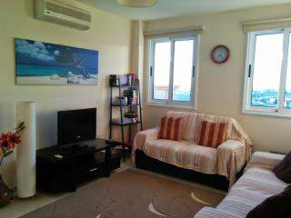 Penthouse With Large Rooftop Terrace/Pool/Sea View - Tersefanou vacation rentals