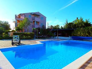 Apartment in Zaton with pool, A1 - Sibenik vacation rentals