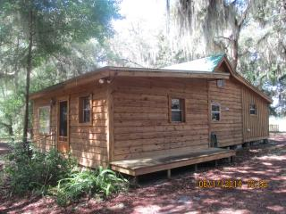 Nice Cottage with Deck and A/C - Orange Springs vacation rentals