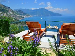 Nel cuore della costiera amalfitana: casa Helga - Conca dei Marini vacation rentals