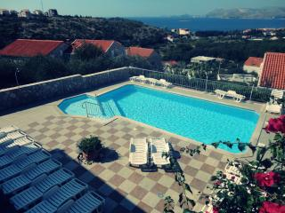 Dream View apartment with swimming pool 1 - Cavtat vacation rentals