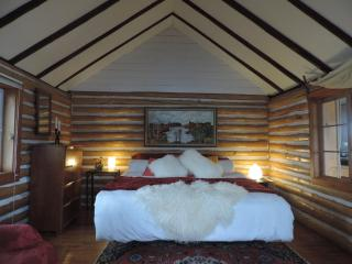 Beautiful Log Cabin - Plevna vacation rentals
