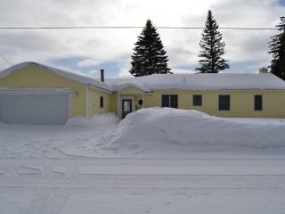 Sandy Beach Lake Retreat in the Upper Peninsula, Michigan - Bergland vacation rentals