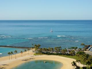 KAMOANA-Ocean View Beach Front - Honolulu vacation rentals