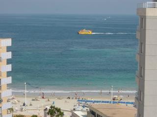 1 Bedroom apartment with sea views and free SPA - Calpe vacation rentals