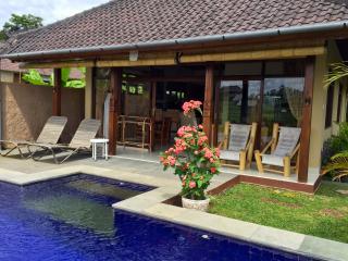 Hibiscus Cottage Ubud (pool, wifi, ricefield view) - Ubud vacation rentals