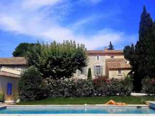 La Choisity - Bastide 18th for Rent near Avignon - Aramon vacation rentals