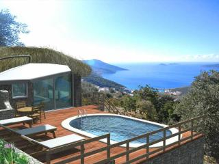 Honeymoon Villa In Kalkan Project ( 2+1 ) 143-1 - Kalkan vacation rentals