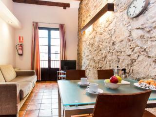 Apartment for 6 in las Ramblas wtih 2 bedrooms - Barcelona vacation rentals