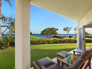 King Waipouli!** BEACH FRONT Large Yard, large floor plan CALL NOW - Kapaa vacation rentals