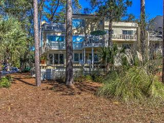 13 Mizzenmast Court-Golf Course View w/ Pool and Quick walk to Harbourtown - Hilton Head vacation rentals