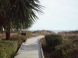 Beach Villa 13 - Oceanside Townhouse - Recently Updated - Hilton Head vacation rentals