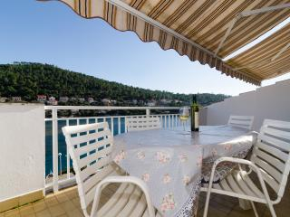 Apartments Kuzma - One-Bedroom Apartment with Balcony and Sea View - Island Korcula vacation rentals