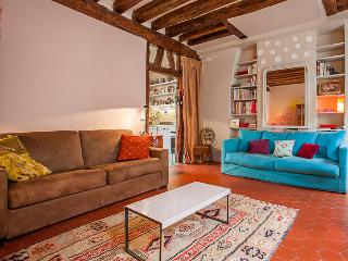 Lovely Saint Germain 1 bedroom apart., 4 sleeps - Paris vacation rentals
