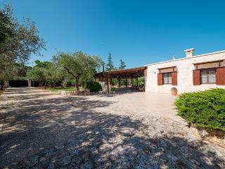 VILLA MANGINI with pool and Jacuzzi - Acquaviva delle Fonti vacation rentals