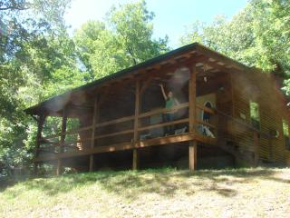 Dinner Bell Ranch Cowboy Cabin - Eureka Springs vacation rentals
