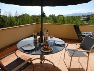 Wonderful Tuscan holiday apartment in Lucca - Monte San Quirico vacation rentals