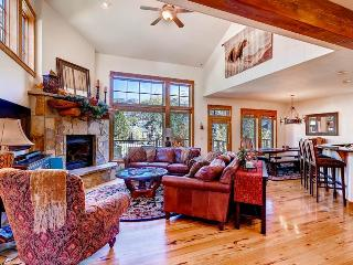 Perfect House with Deck and Satellite Or Cable TV - Steamboat Springs vacation rentals