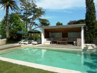 Villa with 6 bedrooms and pool near the beach - Antibes vacation rentals