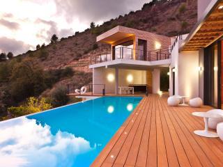 Luxury contemporary villa with sea view in Eze - Eze vacation rentals