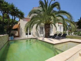 Villa with 3 bedrooms and pool near the beach - Antibes vacation rentals