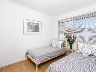 BOT01- Modern and Fresh Two bedroom in Mosman - Balmoral vacation rentals