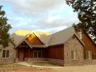 Spacious Zion National Park Mountain Cabin - Zion National Park vacation rentals