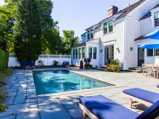 CHAPH - Park House Luxury Home, Private Pool surrounded by  Bluestone Patio, Beautifully Landscaped, 5 Minute Walk To Village Center.    Ferry Tickets Available, Please Inquire (mv) - Edgartown vacation rentals