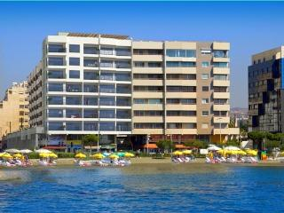 Limassol: New Seafront Apartment 3 Bedr. Pool, Gym - Limassol vacation rentals