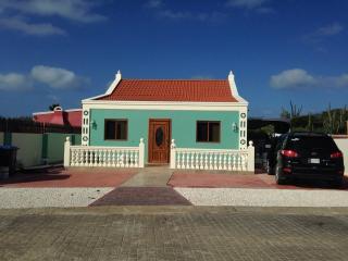 Green Cunucu Villa (modern old style villa) - Aruba vacation rentals
