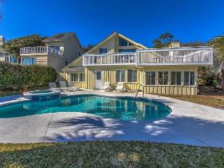 93 Dune Lane - Oceanfront home w/ Pool & Spa - Beach Chic. - Sea Pines vacation rentals