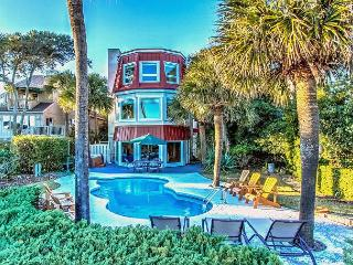 124 N. Forest Beach Ct-Oceanfront, Pool & Hot Tub and Full of Family Fun - Hilton Head vacation rentals