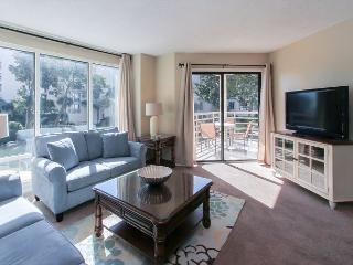 1103 Villamare-1st floor Oceanfront Villa just steps to the beach! - Hilton Head vacation rentals