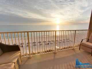Tidewater 205-STUNNING VIEWS-GULF FRONT-PRIME LOCATION NEAR PIER PARK - Panama City Beach vacation rentals