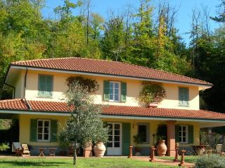 Villa with pool and park on the hills near 5 Terre - Province of La Spezia vacation rentals