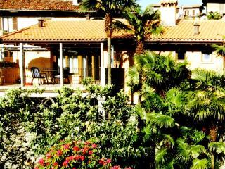 Enchanting apartment at Lago Maggiore with patio, garden and panoramic views - Verbania vacation rentals