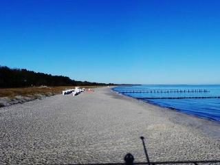Stylish holiday apartment in Zingst, by the Baltic Sea – 100m from the beach! - Zingst vacation rentals