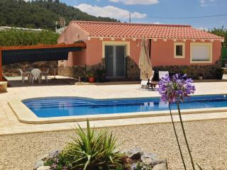 Modern bungalow in Bullas, in the region of Murcia, Spain, with patio and pool - Region of Murcia vacation rentals
