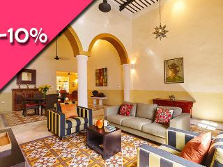 Ample Space, perfect for families - Merida vacation rentals
