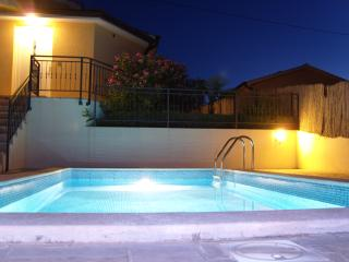 Modern bungalow in Montizana, Istria, with private pool and stunning views - Istria vacation rentals